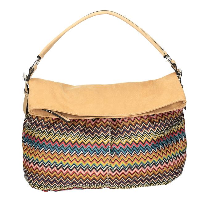 Dámská kabelka bata, béžová, 969-8402 - 19