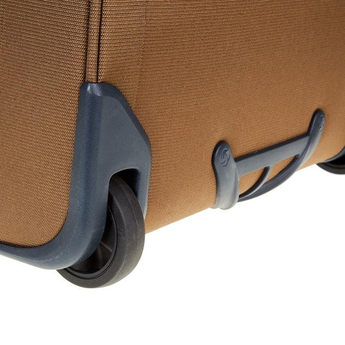 Cestovní kufr samsonite, hnědá, 969-3341 - 19
