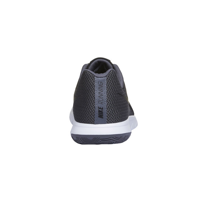 Pánské běžecké tenisky nike, černá, 809-6324 - 17