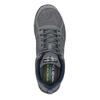 Pánské sportovní tenisky šedé skechers, šedá, 809-2349 - 19