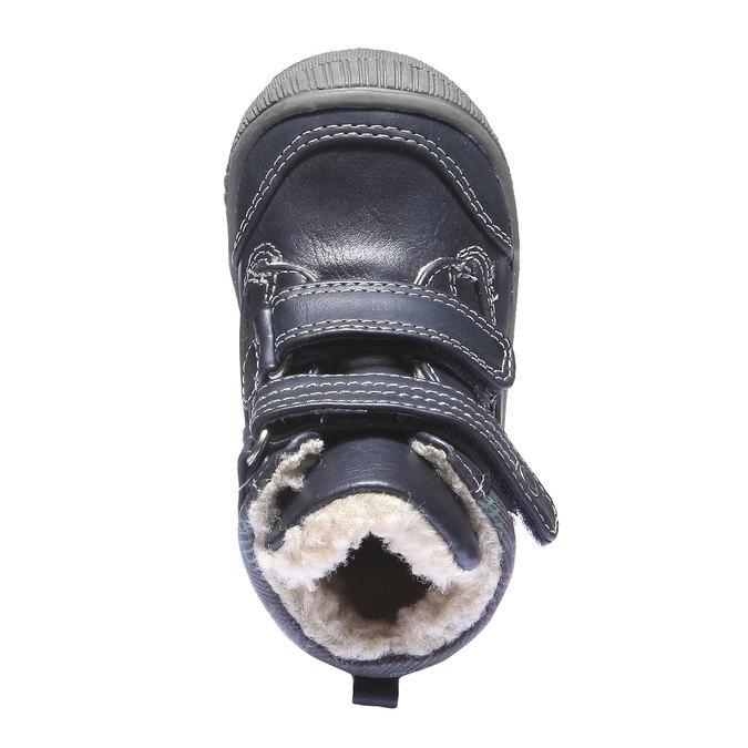 Kids shoes mini-b, modrá, 111-9103 - 19