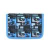 Modrý školní penál bagmaster, modrá, 949-9610 - 26