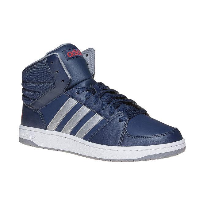 Pánské kotníčkové tenisky adidas, modrá, 801-9240 - 13