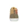 Dětské kotníčkové tenisky bubblegummer, hnědá, 211-3602 - 17