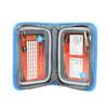 Modrý školní penál bagmaster, modrá, 949-9610 - 17