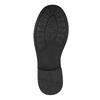 Dětská kotníčková obuv se střapcem mini-b, černá, 391-6266 - 26