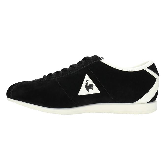 Černé dámské tenisky le-coq-sportif, černá, 503-6567 - 26
