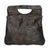 Dámská kožená kabelka do ruky a-s-98, hnědá, 966-4008 - 26