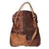 Kožená kabelka s pevnými uchy a-s-98, 966-0001 - 19