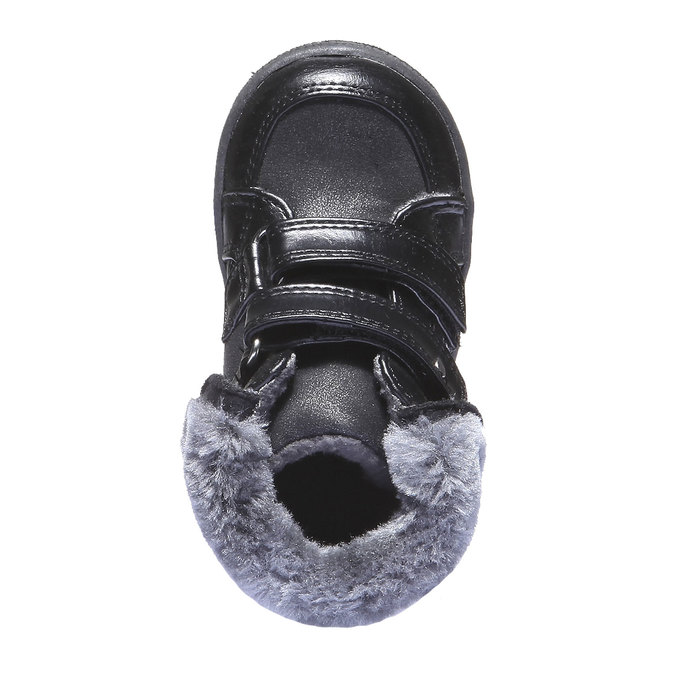 Kids shoes mini-b, černá, 121-6102 - 19