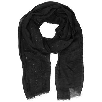 Šátek s jemnými třpytkami bata, černá, 909-6198 - 13