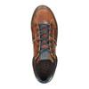 Ležérní kožené tenisky bata, hnědá, 844-4622 - 19