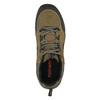 Kožená obuv v Outdoor stylu power, hnědá, 803-3109 - 19