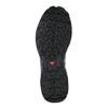 Dámská kožená obuv v Outdoor stylu salomon, fialová, 643-5051 - 26
