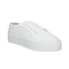 Bílé dámské tenisky bata, bílá, 529-1630 - 13