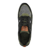Pánské tenisky na výrazné podešvi bata, černá, 841-6604 - 19