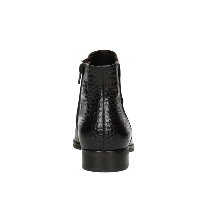 Dámská kotníčková obuv gabor, hnědá, 614-6107 - 17