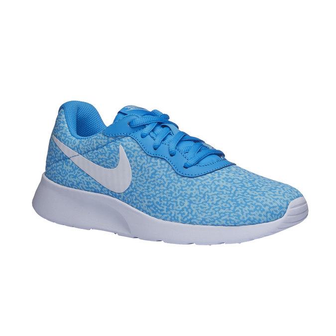 Dámské tenisky ve sportovním stylu nike, modrá, 509-9357 - 13