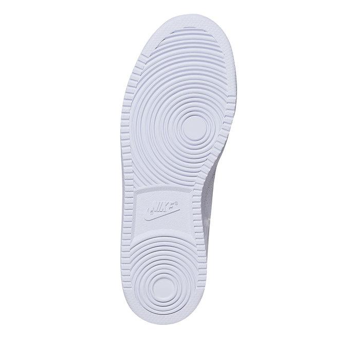 Bílé kotníčkové tenisky nike, bílá, 801-1332 - 26