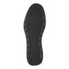 Ležérní kožené polobotky rockport, černá, 824-6038 - 26