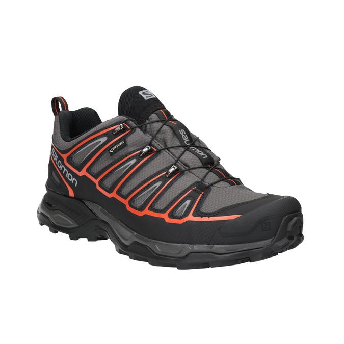 Pánská obuv v Outdoor stylu salomon, černá, 849-6051 - 13