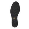 Kožená kotníčková obuv sorel, hnědá, 513-4002 - 26
