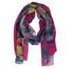 Barevný šátek joules, červená, 929-5004 - 13