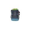 Dětská kotníčková obuv mini-b, modrá, 211-9605 - 17