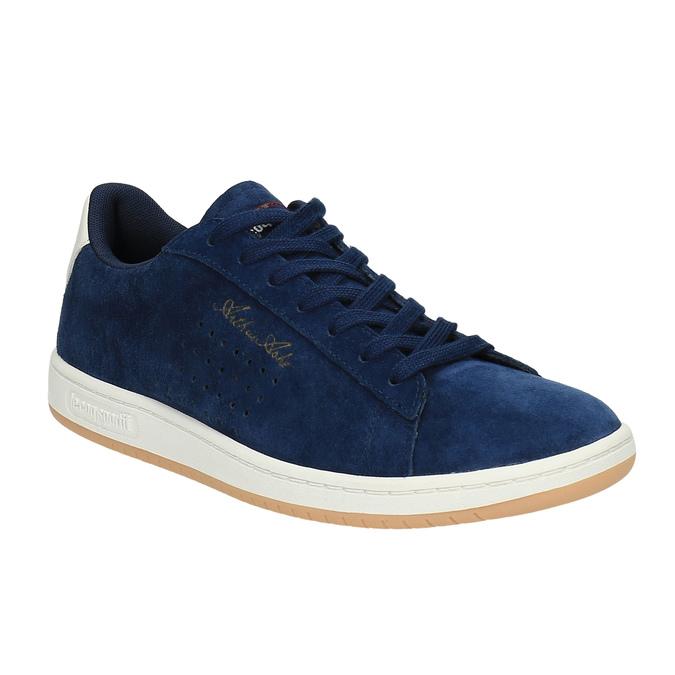 Ležérní pánské tenisky le-coq-sportif, modrá, 806-9492 - 13