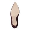 Kožené dámské lodičky na jehlovém podpatku gino-rossi, fialová, 723-5001 - 26