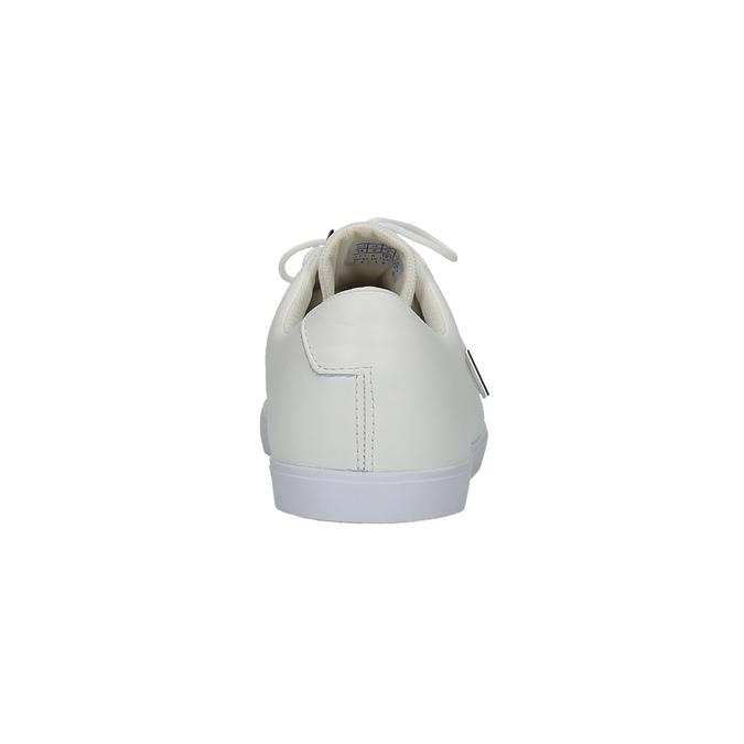 Dámské bílé tenisky le-coq-sportif, bílá, 504-1502 - 17