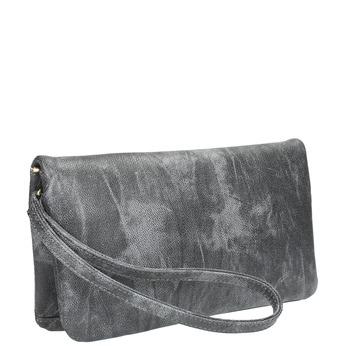 Šedé psaníčko bata, šedá, 961-6668 - 13