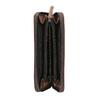Hnědá kožená peněženka bata, hnědá, 944-3165 - 15