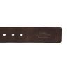 Pánský kožený opasek wildskin, hnědá, 954-4002 - 16