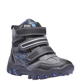 Kids shoes mini-b, šedá, 291-2100 - 13