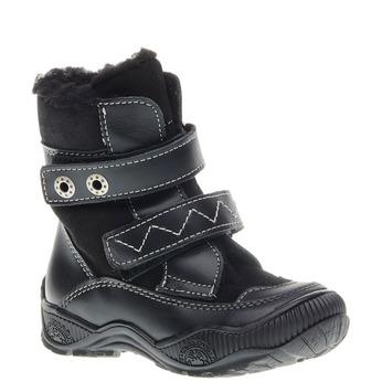 Dětské zimní boty mini-b, černá, 194-6100 - 13