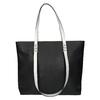 Dámská kabelka s dvojitými uchy bata, černá, 961-6625 - 19