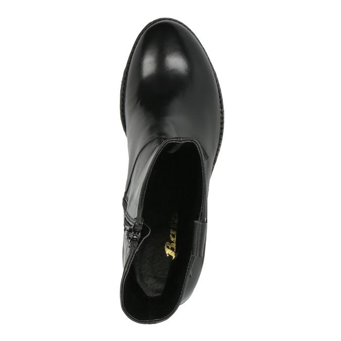 Dámská kotníčková obuv bata, černá, 694-6359 - 19