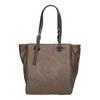Hnědá dámská kabelka bata, šedá, 961-2123 - 19