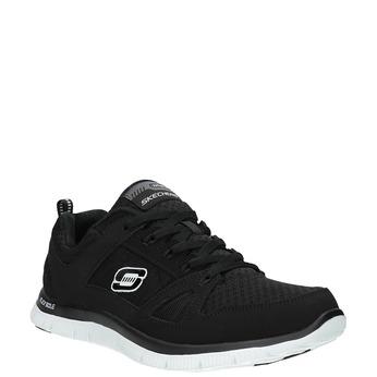 Dámské sportovní tenisky černé skechers, černá, 509-6352 - 13