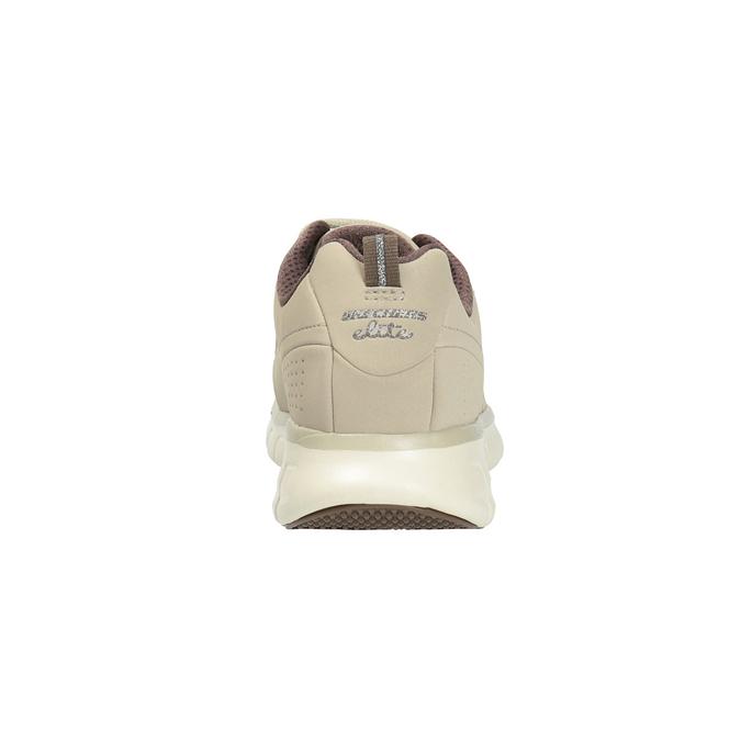 Dámské kožené tenisky skecher, béžová, 503-3323 - 17