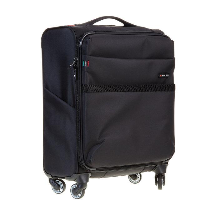 Cestovní kufr na kolečkách roncato, černá, 969-6634 - 13