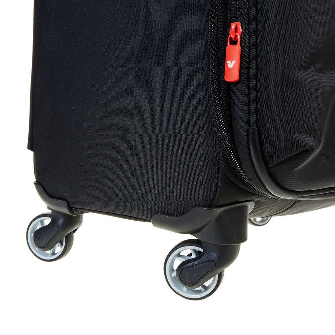 Cestovní kufr na kolečkách roncato, černá, 969-6633 - 19
