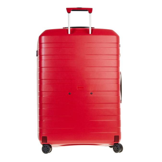 Skořepinový kufr na kolečkách roncato, červená, 960-5603 - 26