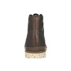 Pánská zimní obuv na výrazné podešvi napapijri, hnědá, 899-4002 - 17