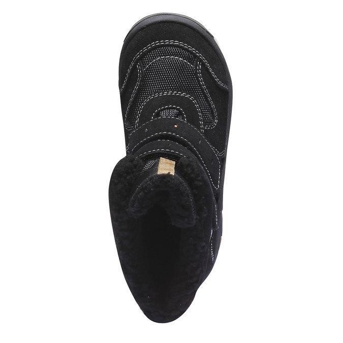 Kids shoes mini-b, černá, 393-6101 - 19