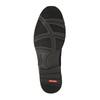 Kotníčková obuv z broušené kůže rockport, modrá, 826-9001 - 26