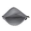 Městský textilní batoh s puntíky vans, šedá, 969-2010 - 15