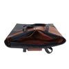 Dvoubarevná dámská kabelka gabor-bags, modrá, 961-9002 - 15