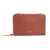 Kožená Crossbody kabelka royal-republiq, hnědá, 964-3017 - 26